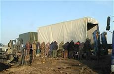 Нефтеврезчиков в Красноармейском районе задерживали при помощи авиации