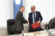 """Удмуртия и Татнефть подписали дорожную карту по развитию """"Ижметмаша"""""""
