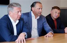 """Миодраг Божович представлен игрокам """"Крыльев Советов"""""""
