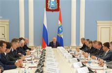 """Николай Меркушкин: """"Необходимо сделать все, чтобы переломить ситуацию с коррупцией в сфере ЖКХ"""""""