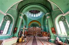Начались подготовительные работы по восстановлению храма в Утевке