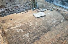 В Самаре на территории Иверского монастыря обнаружен склеп семьи Петра Алабина