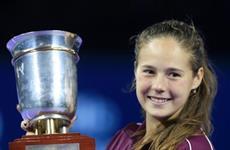 Дарья Касаткина выиграла Кубок Кремля