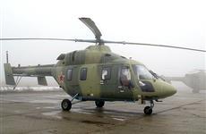 """В Сызранский филиал ВУНЦ ВВС поступит партия новых вертолетов """"Ансат-У"""""""