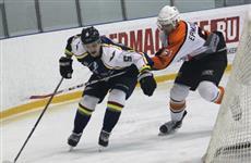"""Хоккеисты ЦСК ВВС на своем льду обыграли """"Спутник"""" из Нижнего Тагила — 1:0"""