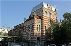 Хоральная синагога. Яркий образец неомавританского стиля в Самаре