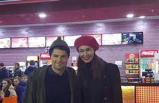 Данила Козловский и Филипп Киркоров прогулялись в Самаре по торговому центру