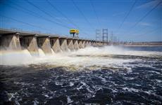 Уровень воды в Жигулевском море вплотную приблизился к критической отметке