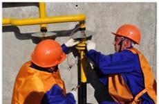 В Чапаевске восстановили газоснабжение после повреждения трубопровода