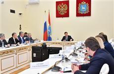 Дмитрий Азаров провел совещание с региональным министерством образования