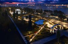 Опубликована визуализация проекта сквера с выставочным залом в честь 50-летия АвтоВАЗа