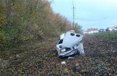 При ДТП на трассе Тольятти - Ягодное один человек погиб и один пострадал
