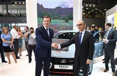 Дмитрий Азаров станет первым покупателем новой Lada Vesta Sport