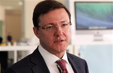Губернатор Дмитрий Азаров встретился с полпредом президента РФ Игорем Комаровым