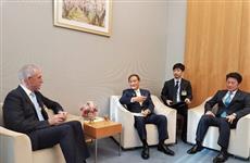 Сергей Морозов презентовал экономический потенциал Ульяновской области в Японии