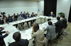 """Николай Меркушкин: """"Инновационные проекты должны стать основой развития региона"""""""
