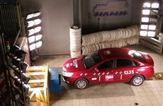 По результатам краш-теста Lada Vesta получила наивысший 4-звездный рейтинг