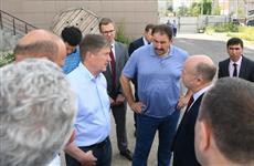 Алексей Песошин ознакомился с ситуацией по проблемным домам долевого строительства в Казани