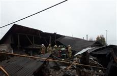 В Башкирии из-за хлопка газа обрушилась половина жилого дома, погибли двое человек