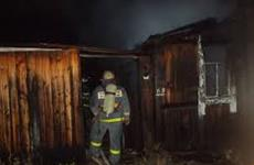 Родственники ребенка, погибшего на пожаре в Сызрани, успели выбежать из дома и спаслись