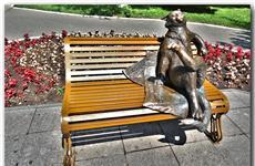 """Копия скульптурной композиции """"Йошкин кот"""" будет установлена в Симферополе"""