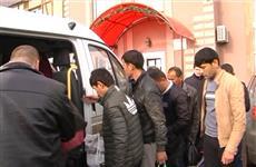 Узбекам-нелегалам вынесли приговор за незаконный въезд в Россию