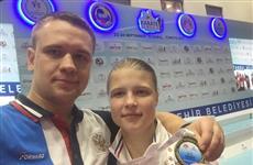 Тольяттинская спортсменка Анна Чернышева выиграла международный турнир по каратэ WKF