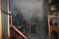 В Тольятти при пожаре в квартире погибла 96-летняя женщина
