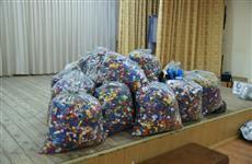 """В Тольятти собрали 339 кг пластиковых крышек, чтобы помочь """"девочке-бабочке"""""""