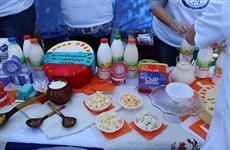 В Оренбуржье прошел областной фестиваль молока