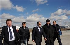 """Реконструкция автомобильной дороги """"Волжский — аэропорт """"Курумоч"""" завершена почти на 60%"""