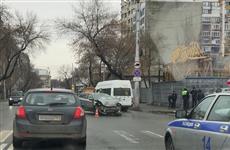 Из-за ДТП на ул. Самарской в Самаре осложнено движение транспорта