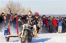 С 8 по 10 января в Царевщине пройдет международный зимний слет байкеров SnowDogs-2016