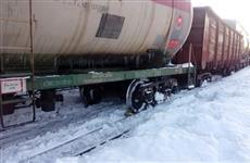 На ж/д станции Сызрань двое рабочих погибли при сходе с рельсов вагона в депо