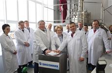 """Саранск """"Биохимик"""" начал производство антибиотиков полного цикла"""