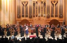 Самарский оркестр исполнил музыку из компьютерных игр под руководством японского дирижера