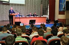 """Николай Меркушкин: """"Будущее Самарской области невозможно представить без инноваций"""""""