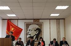 Владимир Брязу переизбран первым секретарем самарского горкома КПРФ