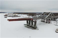 Объем недофинансирования строительства Фрунзенского моста составляет 3,7 млрд рублей