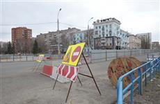 На участке Ново-Садовой на все лето ограничат парковку автотранспорта