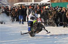 Под Тольятти прошел 13-й фестиваль SnowDogs