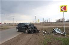 Один человек погиб и четверо пострадали при столкновении SsangYong и Chevrolet в Приволжском районе