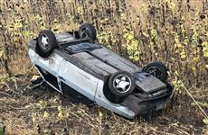 В Красноярском районе двое взрослых и двое маленьких детей пострадали в ДТП
