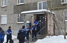 Жильцы дома на Удмуртской, 261, где произошел взрыв, начали возвращаться в свои квартиры