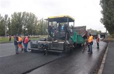 В 2017 г. Красноглинское шоссе будет реконструировано и расширено до четырех полос