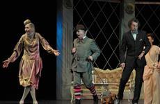 """Театр """"Колесо"""" представил третью премьеру сезона"""