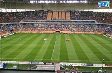 """Стадион """"Мордовия Арена"""" посетили более 41 тыс. зрителей, установив рекорд посещаемости ПФЛ"""
