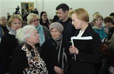 Глава Самары Елена Лапушкина поблагодарила волонтеров и членов участковых избирательных комиссий