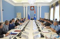 """Николай Меркушкин: """"Необходимо активнее привлекать общественные советы к борьбе с нарушениями законодательства"""""""