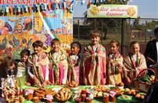 В Дубовом Умете прошел этнографический фестиваль